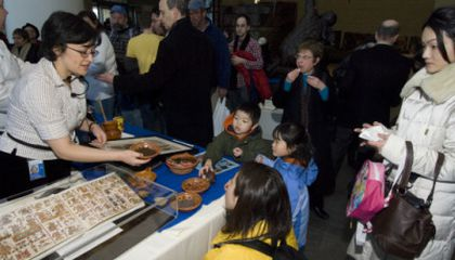 Power of Chocolate Festival at NMAI