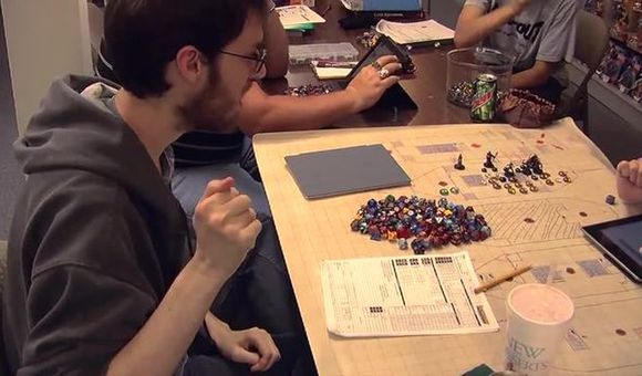 Preview thumbnail for video'Heroes of the Tabletop