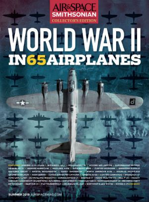 Preview thumbnail for video 'World War II In 65 Airplanes