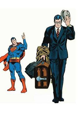 The cover of Superman (vol. 1) #296 (February 1976). Art by Bob Oksner