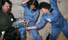 "In Stellar Tribute, Astronauts Teach ""Lost Lessons"" From Educator Who Died on <em>Challenger</em>"