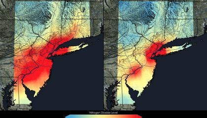 See Exactly Where Air Quality in America Has Gotten Better