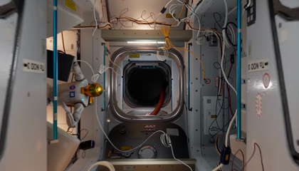 Space Station VR Experience Released for Oculus Rift