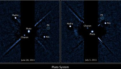 What To Name Pluto's New Moon