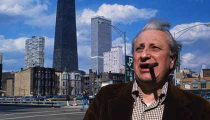 For Studs Terkel, Chicago Was a City Called Heaven