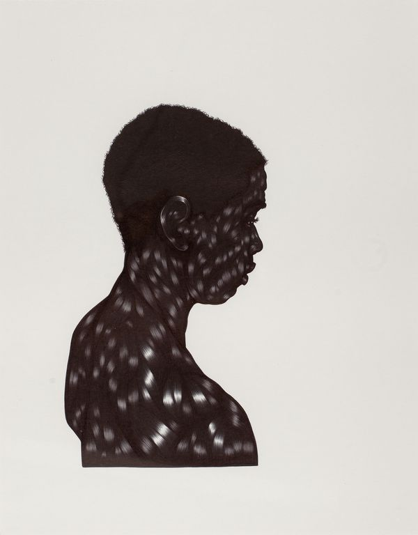Untitled, Toyin Odutola