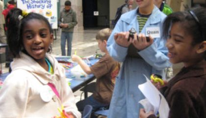 Earth Day: Greening the Mail, with the National Postal Museum