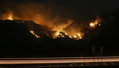 Arizona Faces Wildfires and Evacuations as COVID-19 Cases Rise