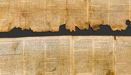 How A.I. Is Helping Scholars Unlock the Secrets of the Dead Sea Scrolls