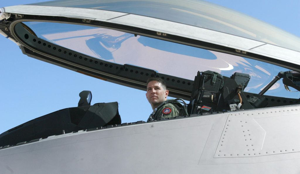 David Berke flew the Lockheed Martin F-22 before the F-35. Fifth-generation aircraft, says the pilot, offer a different set of capabilities from fourth-generation aircraft, and pilots must fly them differently as well.