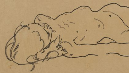 Drawing Found in Thrift Store Turns Out to Be an Original Egon Schiele
