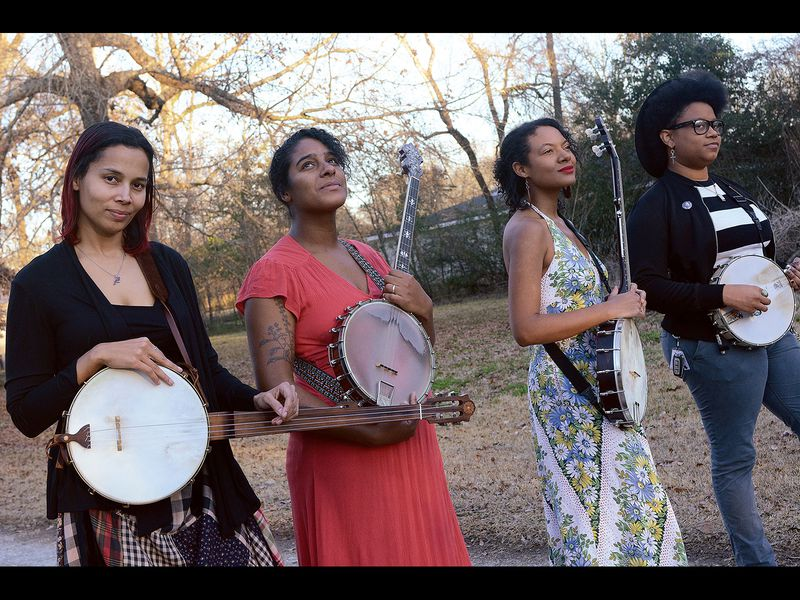 Why These Four Banjo-Playing Women Resurrected the Songs of