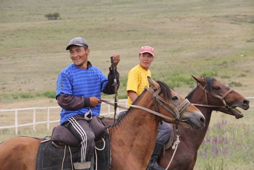 Kok-Boru, the Horse Game You Won't See at the Olympics