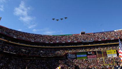 The Aerial Game: How Football and Aviation Grew Up Together