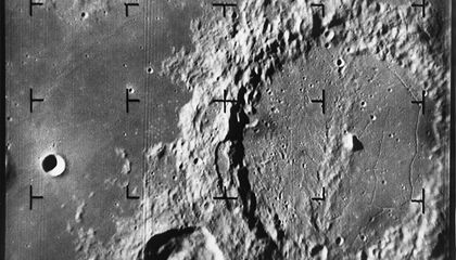 The 50 Most Interesting Places on the Moon