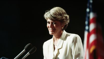 How Geraldine Ferraro's 1984 Campaign Broke the Vice-Presidential Glass Ceiling