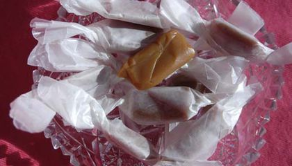 A Search for the Origins of Grandmother's Caramels
