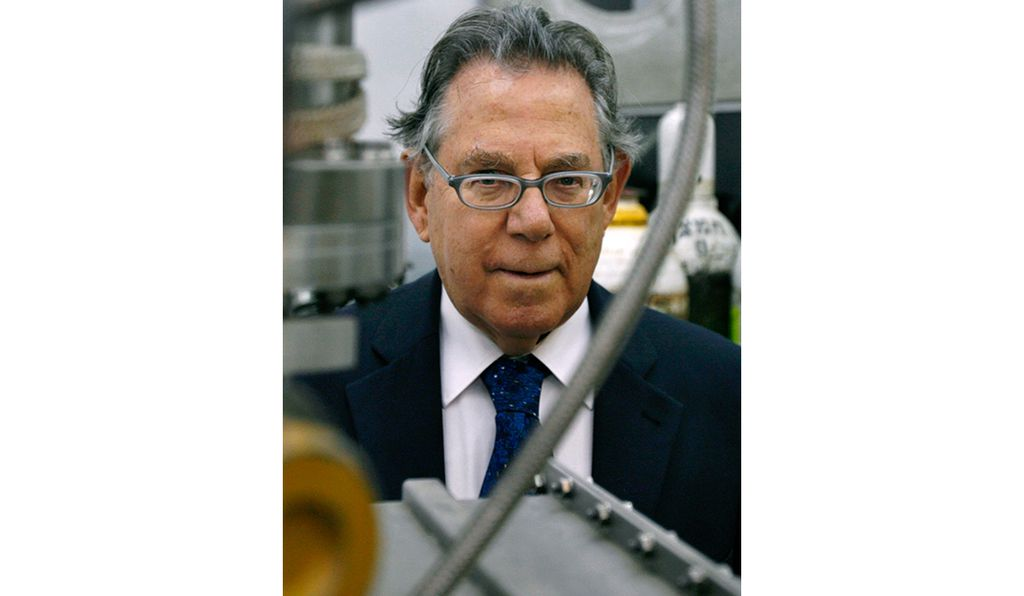 Nobel Prize laureate and Dutch meteorologist Paul Crutzen, who gave prominence to the term