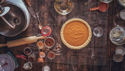 The Patents Behind Pumpkin Pie