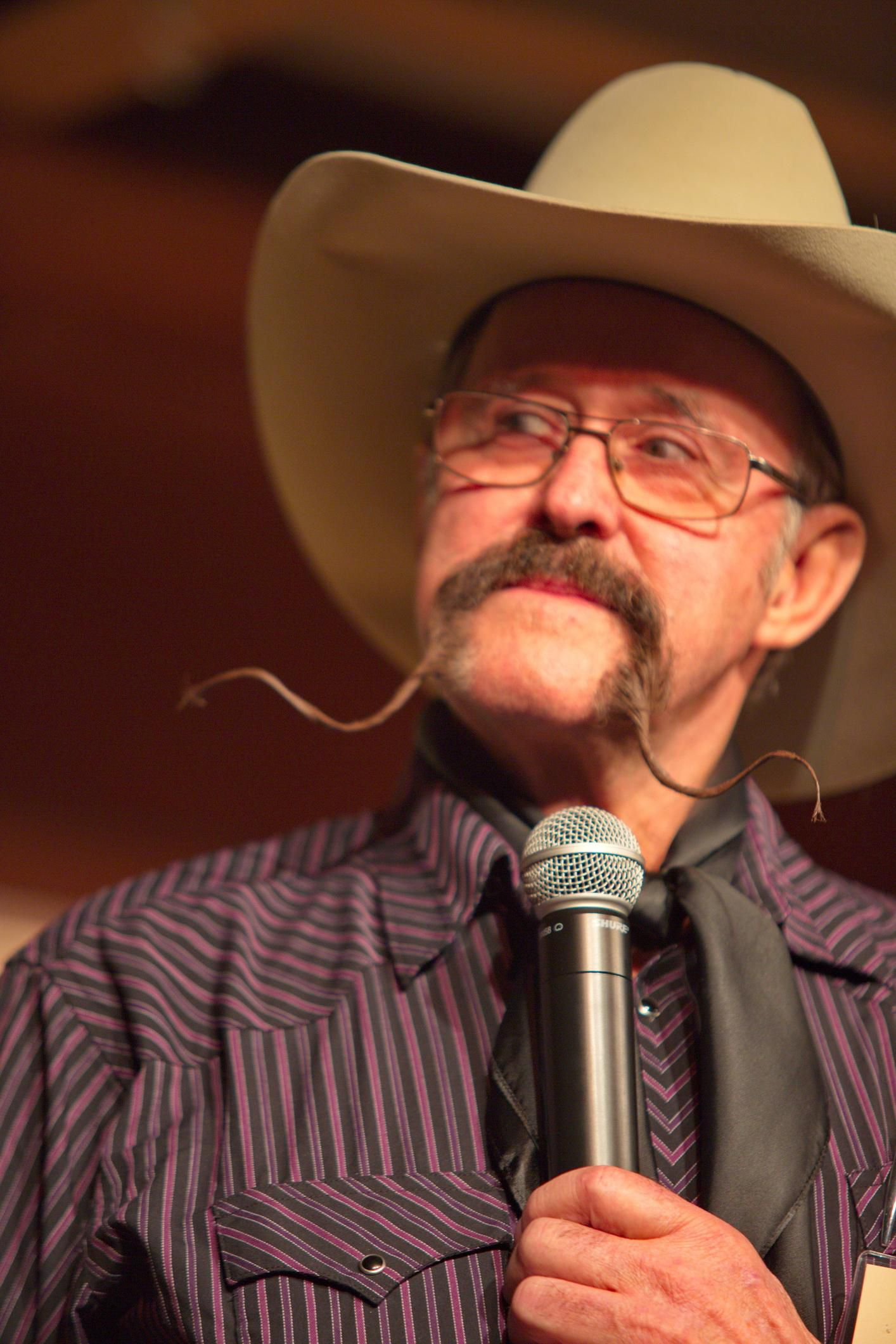 64d406753cb Open Range Meets Open Mic at the National Cowboy Poetry Gathering ...