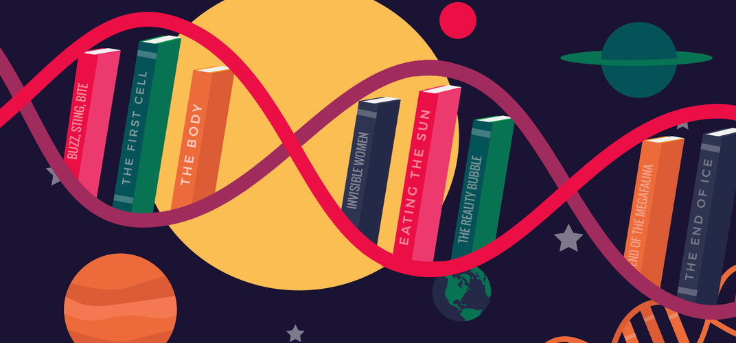 Caption: The Ten Best Science Books of 2019