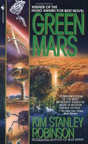 Preview thumbnail for video 'Green Mars (Mars Trilogy)