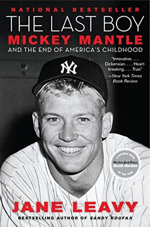 Preview thumbnail for video 'The Last Boy: Mickey Mantle and the End of America's Childhood
