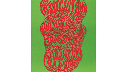 How a Psychedelic Concert Poster Rocked the World