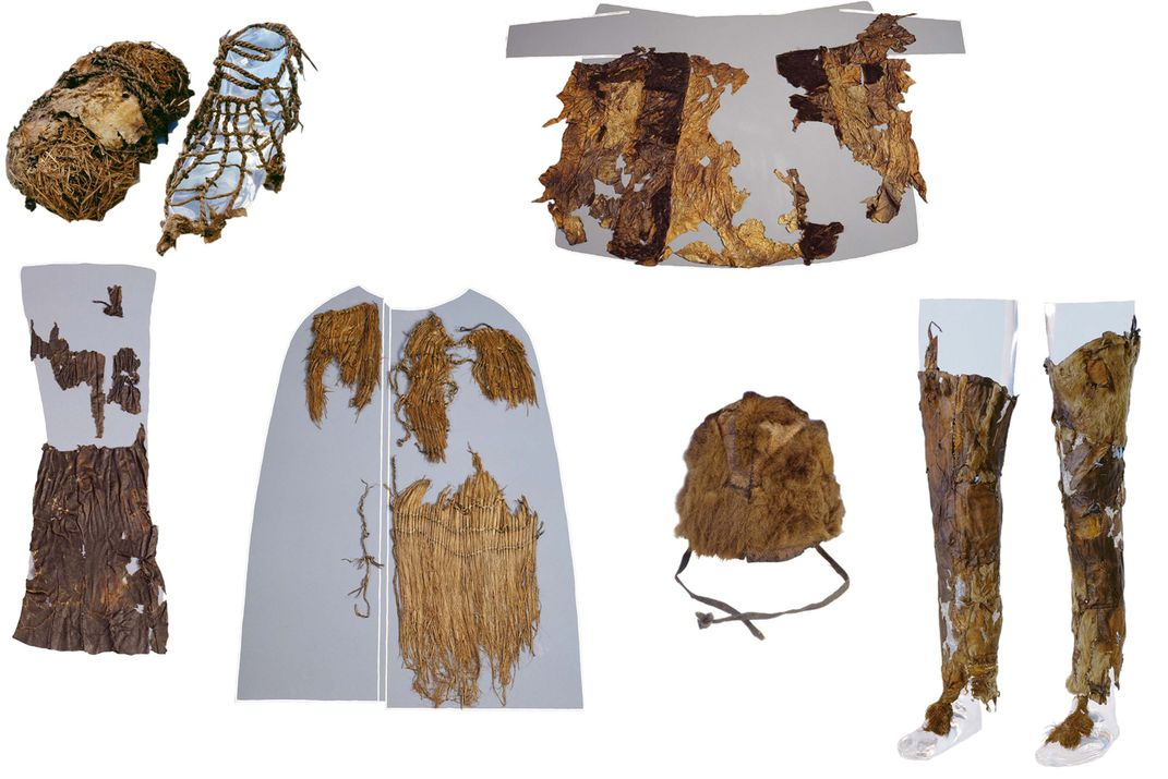 Otzi Clothes
