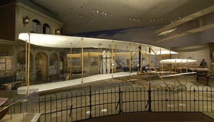 Orville Wright Turns 137