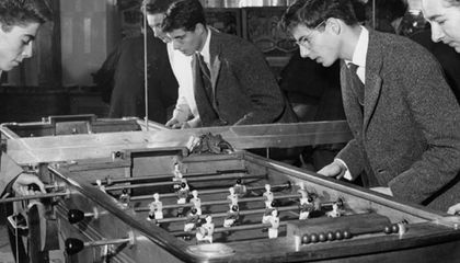 The Murky History of Foosball