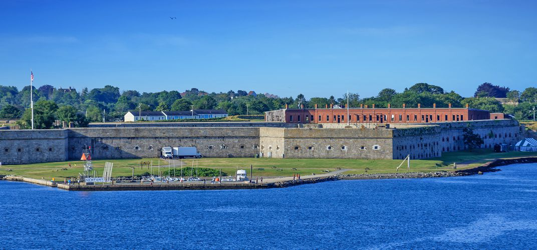 Fort Adams, Newport