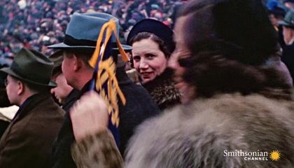 A Rare Glimpse of Pre-War Army Life in Color