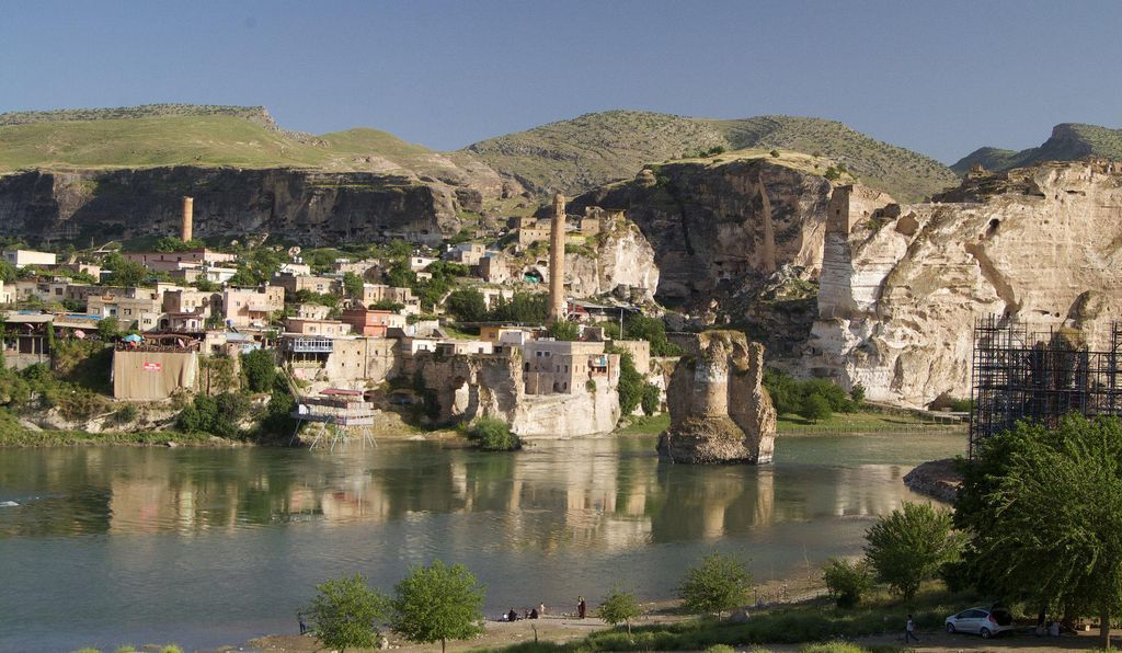This 12,000-year-old city could soon be inundated thanks to a hydroelectric dam.