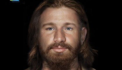 3-D Reconstruction Reveals Face of 500-Year-Old Irishman