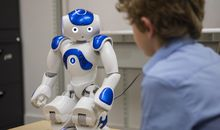 Children Are Susceptible to Robot Peer Pressure, Study Suggests