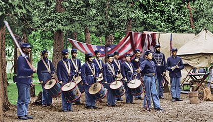 The Civil War, Now in Living Color