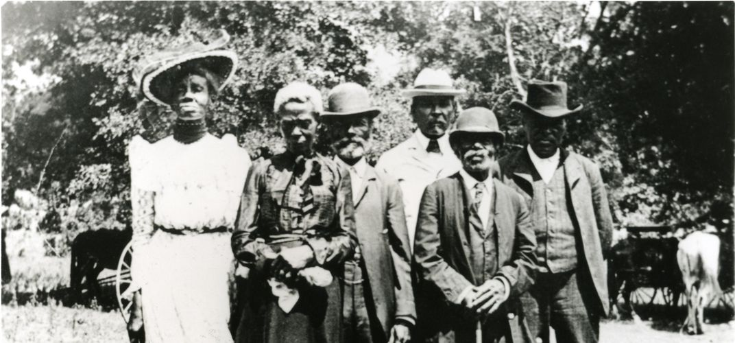 Caption: Juneteenth: A New Birth of Freedom