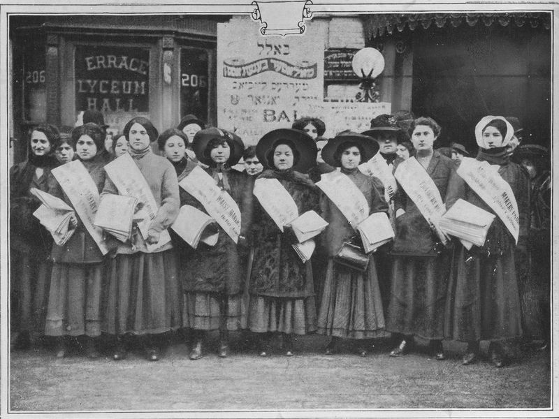 shirtwaist strikers