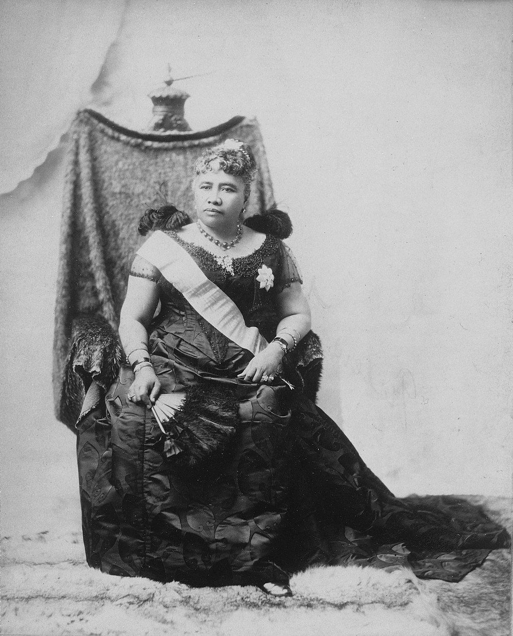 Five Things To Know About Liliuokalani, the Last Queen of Hawaii