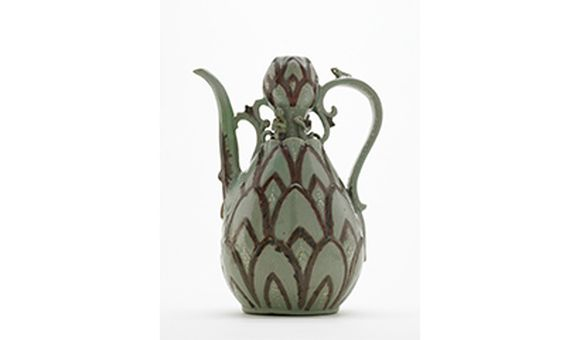 Ewer, Goryeo period, mid 13th century