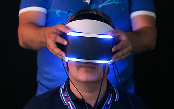 Virtual reality becoming a greater part of reality