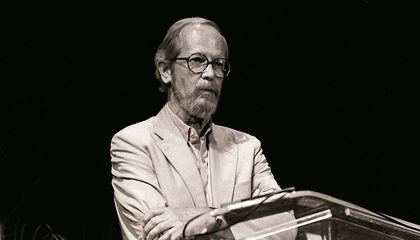 Before Crime Novels, the Late Elmore Leonard Specialized in Westerns