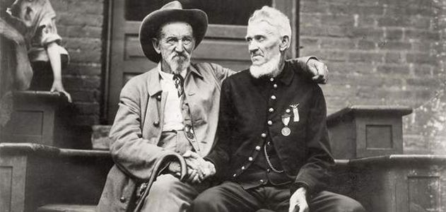 The Last Civil War Veterans Who Lived To Be Over 100… Or