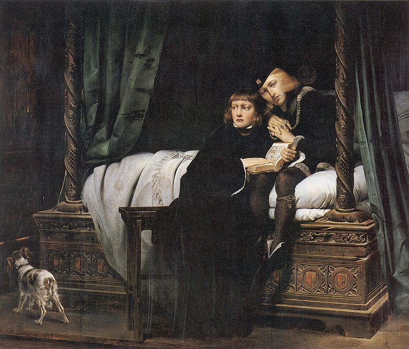 Did Richard III Order the Deaths of His Nephews as They Slept in the Tower of London?