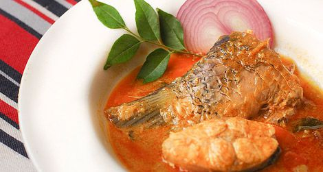Do you know the five spices that go into fish curry?