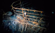 The Story of the First Manned Expedition to the Sunken Wreck of the 'Titanic'