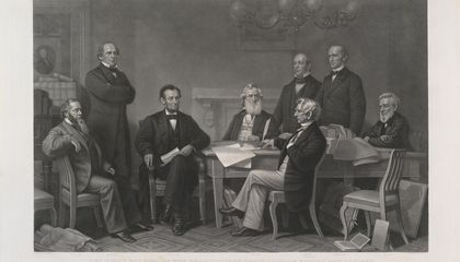Remembering President Lincoln's Emancipation Proclamation