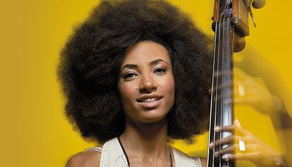 Esperanza Spalding Took on Bieber, Now Takes on Jazz