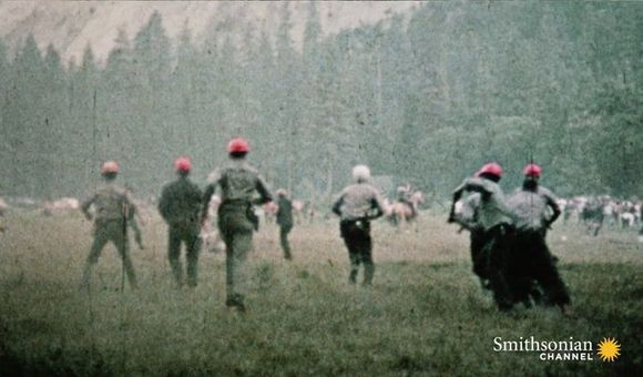 Preview thumbnail for video'How Yosemite Became the Setting of a Chaotic 1970 Riot